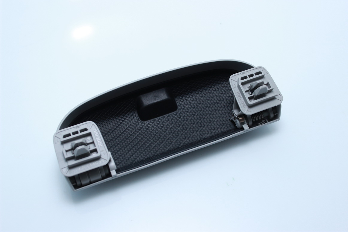 Mercedes Benz W204 C class 08-..Sunglasses Storage Compartment Handle Grey OEM