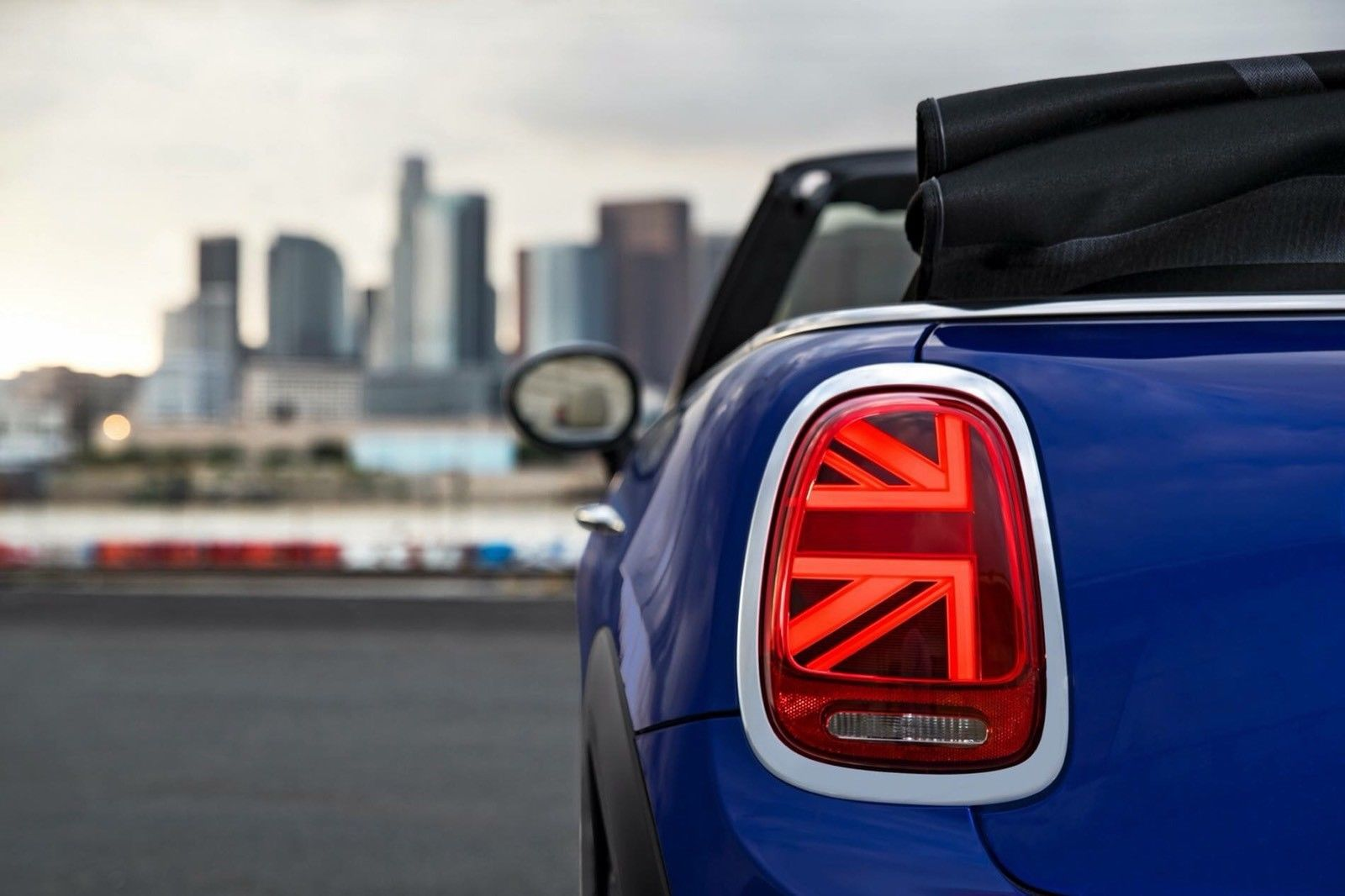 Details About Bmw Mini Oem Uk Union Jack Led Taillights Set Cooper S Jcw One F55 F56 F57