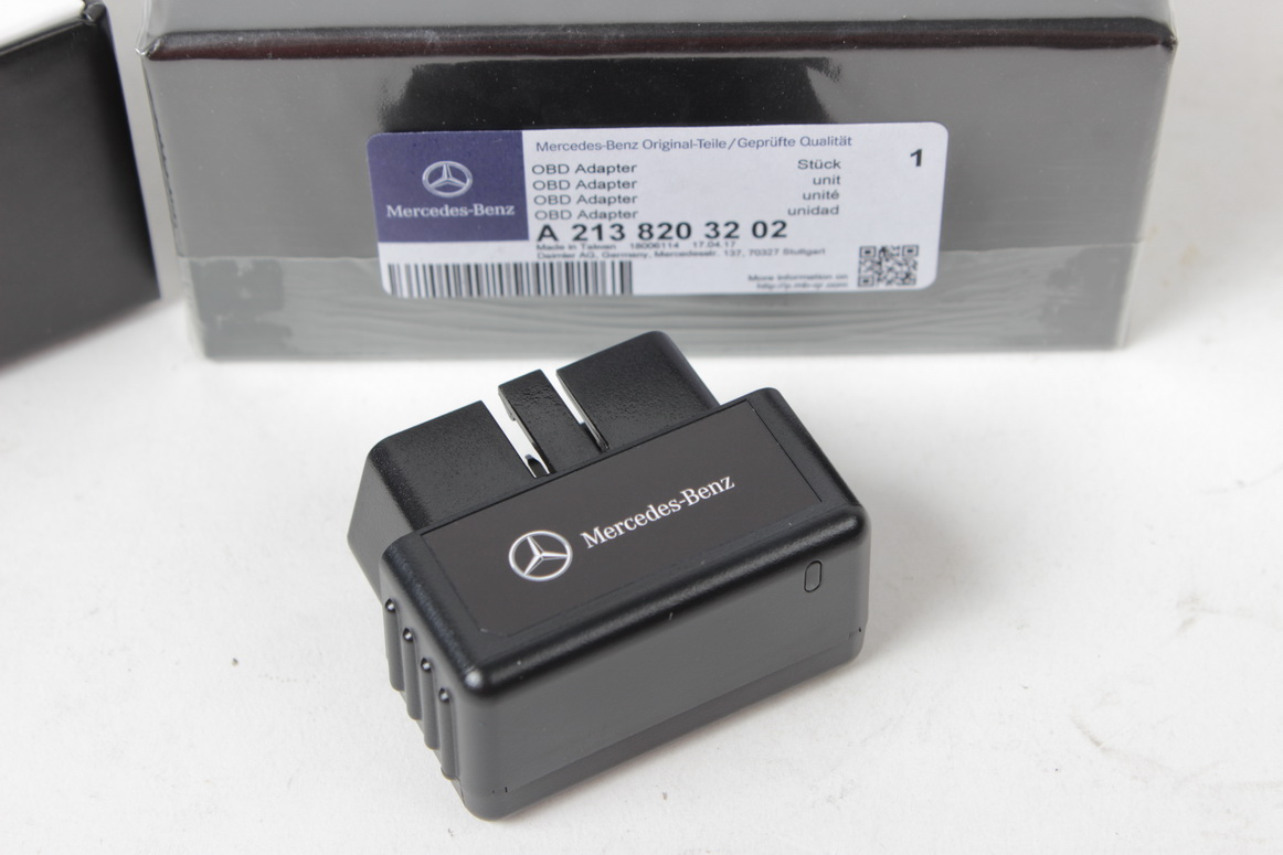 mercedes benz me adapter retrofit bluetooth for m class w164 w166 genuine new ebay. Black Bedroom Furniture Sets. Home Design Ideas