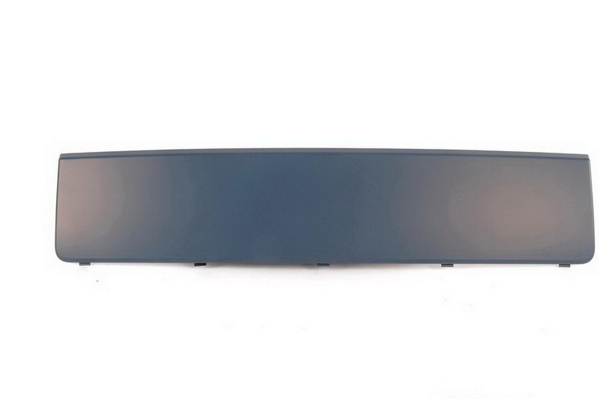 Genuine Primed licence plate holder AUDI TT 8N0807285GRU
