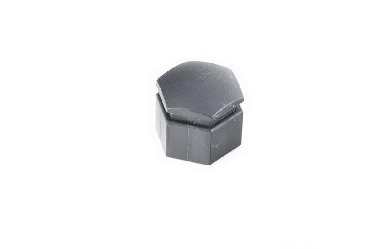 Wheel Bolt Lug Cap Satin Black matt For AUDI Q7 4LB 2010-2015