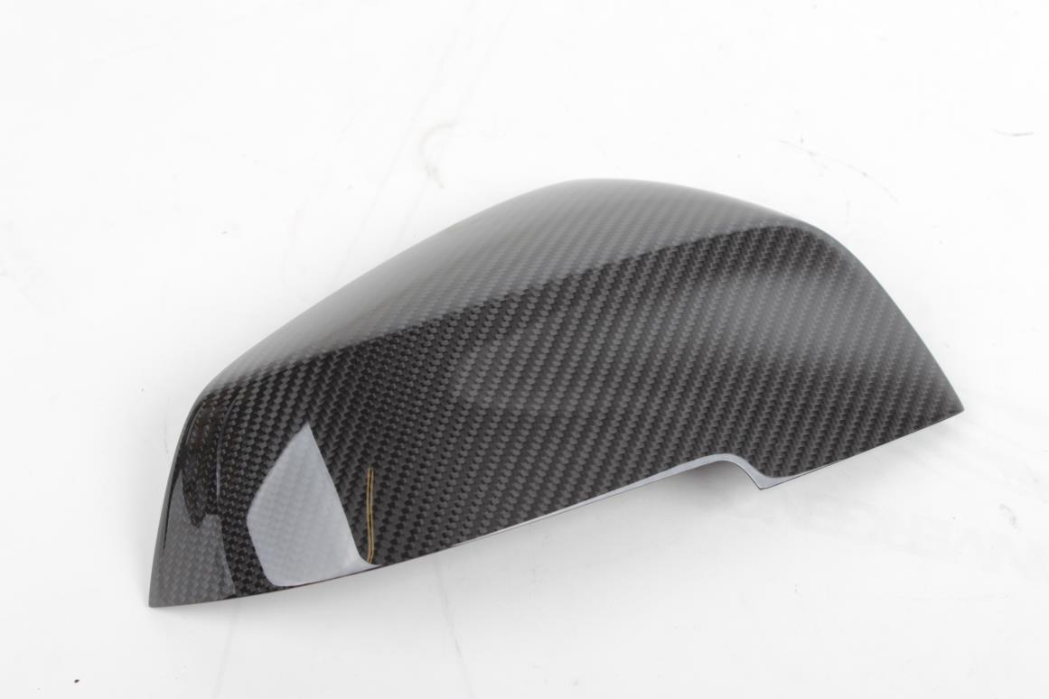 BMW 3 F30 FRONT RIGHT DOOR WING MIRROR COVER 51162211904 CARBON 2016