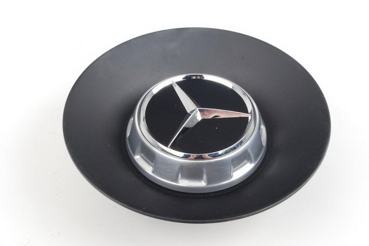 NEW  Mercedes Center Cap Wheel Hub Cover for S class w222 c217 AMG Black