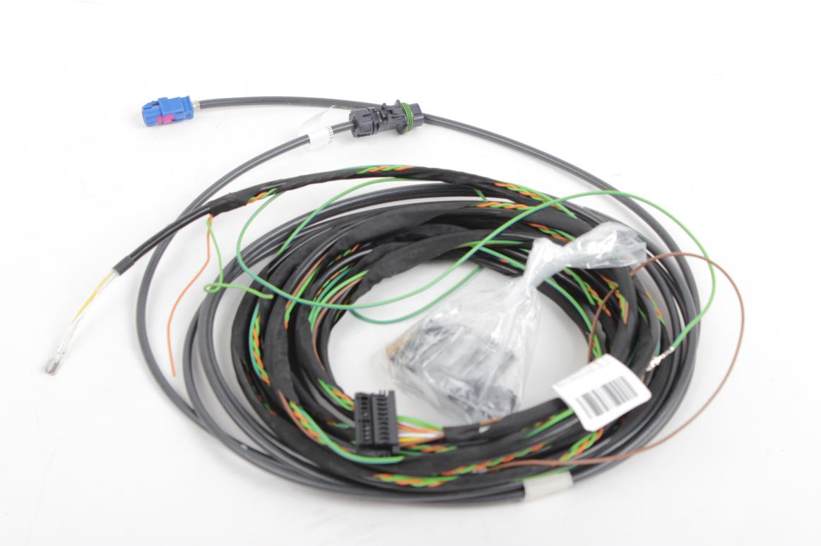NEW OEM BMW Back Up Camera Retrofit Wiring Harness Cable 61122183660 | eBayeBay