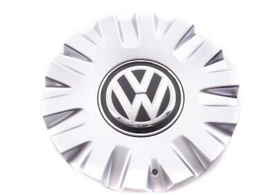 VW Golf Mk7 2013-2016 Alloy Wheel Center Hub Diamon Silver Cap 1pcs