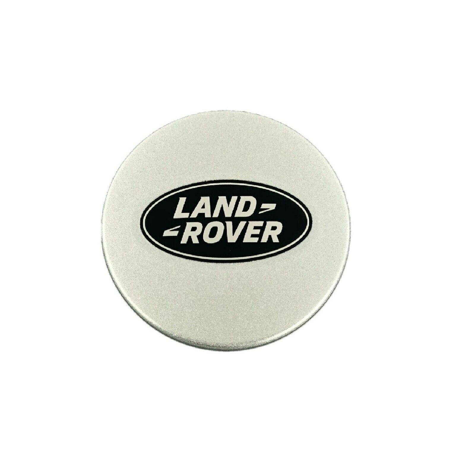 Land Range Rover Supercharged Black Oval Badge Wheel Center Hub Cap  New