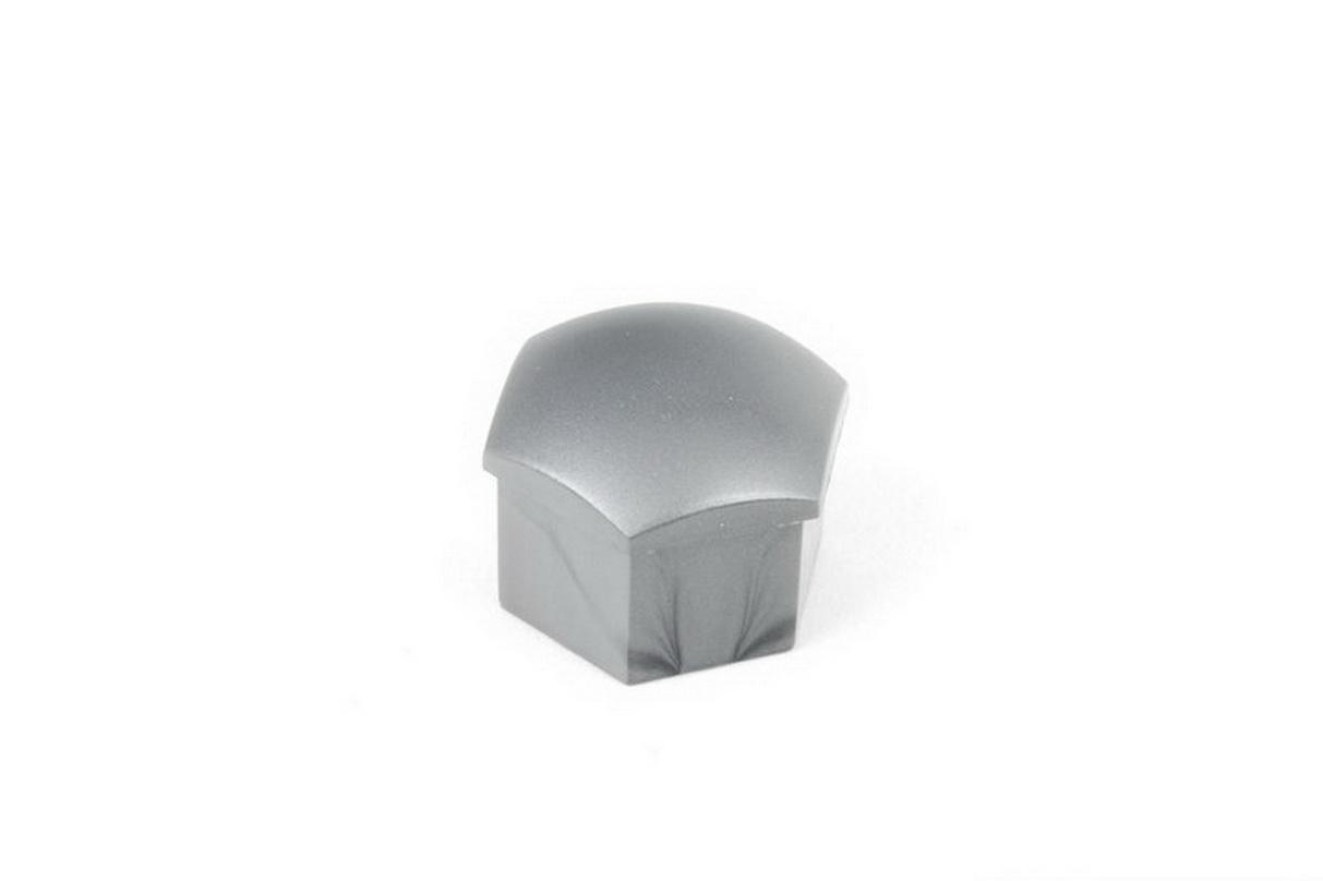 Audi TT A3 A4 A6 A8 Wheel Bolt Nut Plastic Cap Cover Grey Black 17mm