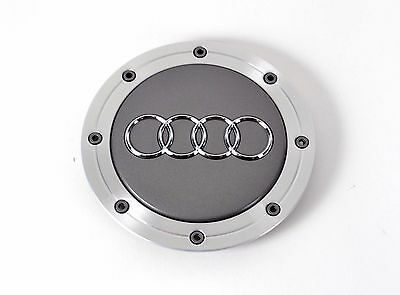 Audi Wheel Center Hub Caps Audi A4 S4 A6 A8 S8
