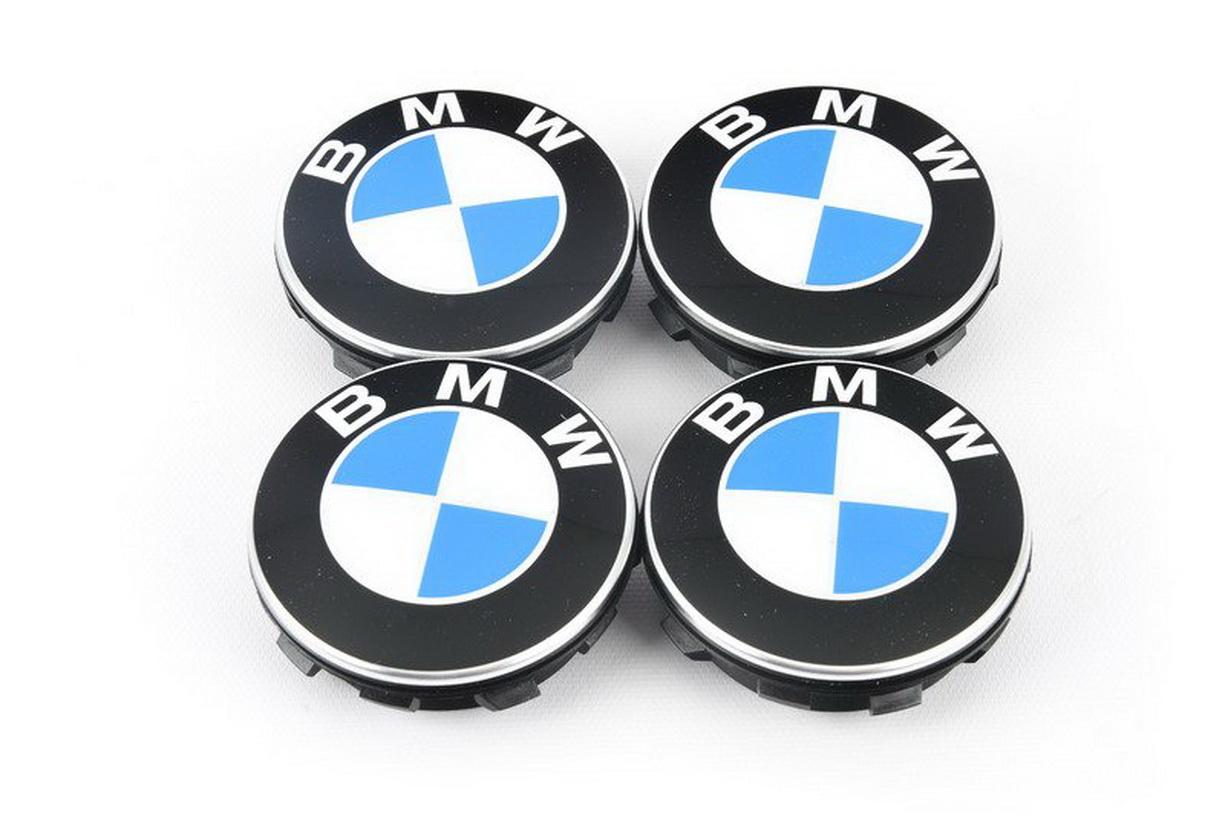 Genuine BMW flotante Centro De Rueda HUB Tapas De Centro 65mm 36122455269